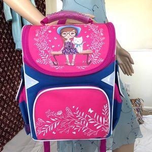 Ergo kids Anatomic air system go pack backpack